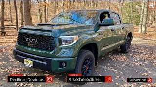 The 2020 Toyota Tundra TRD Pro is a More Affordable Alternative to a Ford Raptor