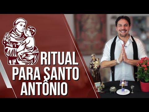 Ritual Poderoso para Santo Antonio