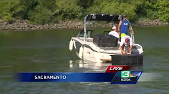 Paddle for D.A.R.T. on the Sacramento River