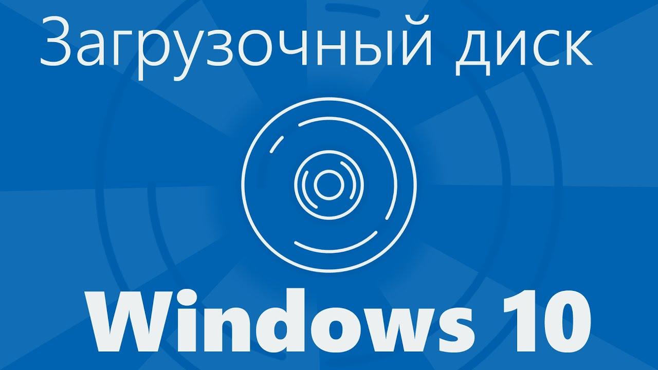 аварийный загрузочный диск windows 7 скачать