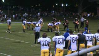 Stafford vs James Monroe High School Sept 2, 2011 Good Run by SHS QB