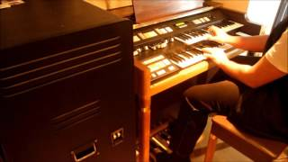 Procol Harum - A Whiter Shade Of Pale Hammond EX2000B Cover With Leslie HL822