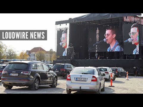 Drive-In Concerts Are a Thing Now