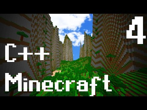 Creating Minecraft In C++/ OpenGL - Part Four