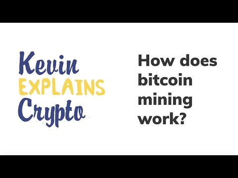 How Does Bitcoin Mining Work!