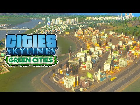 Ore Industry – Cities Skylines Green Cities Gameplay – Let's Play Part 11