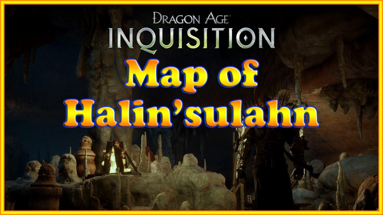 Inquisition location malachite age dragon Cheats and