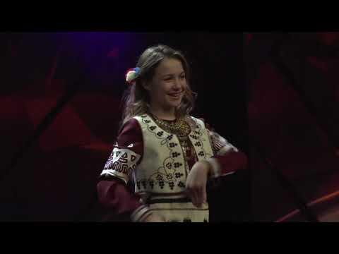 Anna Dragu - Komrat kasabam (выступление в Вильнюсе)