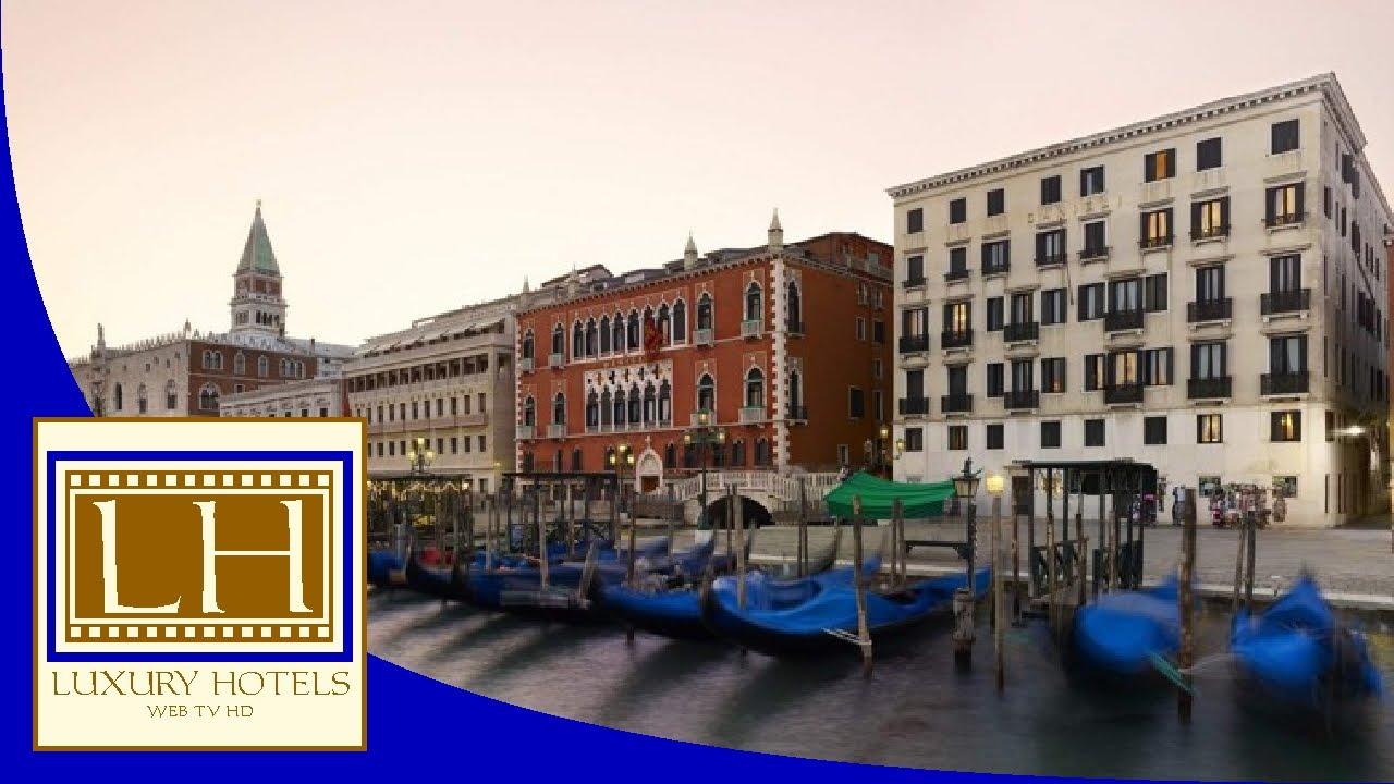 Luxury Hotels - Danieli - Venice - YouTube