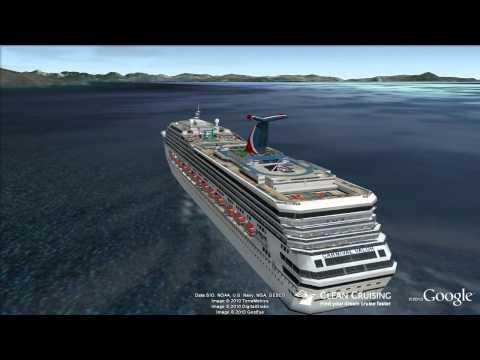 Carnival Valor Virtual Ship Tour
