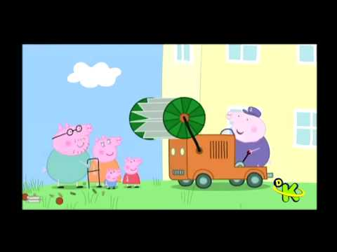 Peppa Pig A Grama Alta Youtube