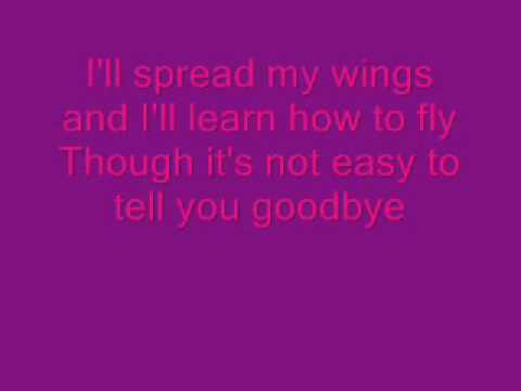 Kelly Clarkson--Breakaway Lyrics