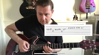 Queen - Bring Back Leroy Brown - Guitar Lesson