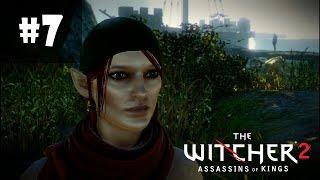 The Witcher 2 прохождение игры Часть 7 (Малена)
