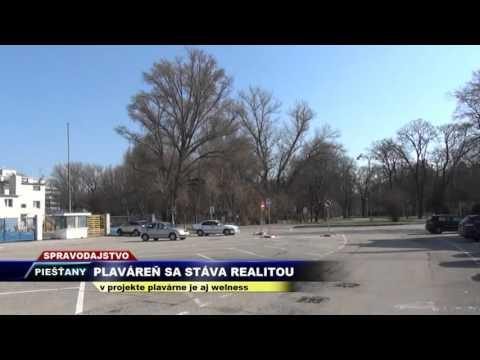 Vega Tv - Plaváreň Pieštany