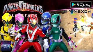 Power Rangers News: Netflix! New Game! Stage Show! Toy Updates!