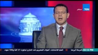الاستحقاق الثالث - عمرو عبد الحميد : المستشارة تهاني الجبالي تخرق الصمت الانتخابي و تفجر مفاجئة