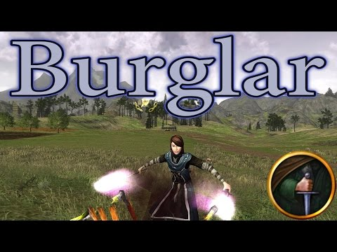 LOTRO: Burglar Gameplay 2016 – Lord of the Rings Online | 2016 Gameplay