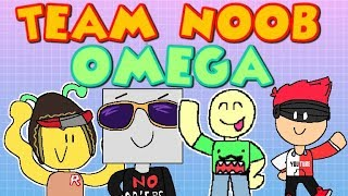 Team N00B Omega | Our First Video! | Roblox