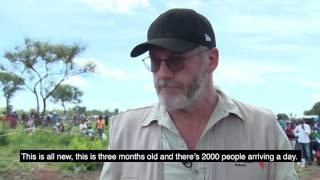 Game of Thrones actor meets South Sudanese refugees   World Vision US