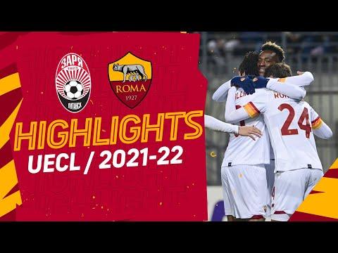 Zorya AS Roma Goals And Highlights