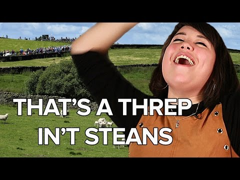 Southerners Guess Yorkshire Phrases