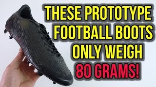 UNVEILING THE LIGHTEST FOOTBALL BOOTS OF ALL-TIME! *WHICH BRAND ARE THEY?*