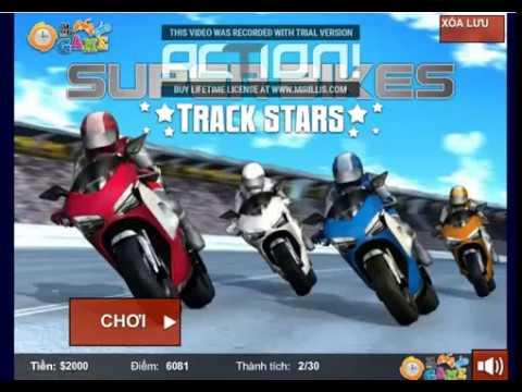 Game dua xe moto 3d