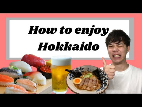 【Hokkaido】 most popular tourist destination in Japan