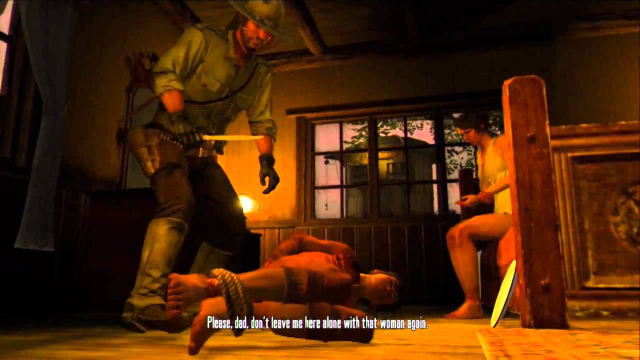 Red Dead Redemption Undead Nightmare HD Ending Part 2 YouTube