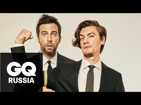 Победители премии «GQ Человек года» 2018: Иван Ургант и Александр Гудков