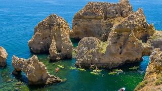 Plongez dans l'univers de l'Algarve au Portugal | Voyage Privé France