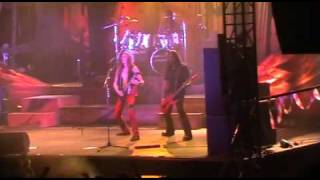 Hammerfall - Keep the Flame Burning (Kosice 2009)