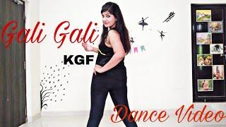 KGF : Gali Gali Song | Dance | Neha Kakkar | Mouni Roy | Just Dance With Preeti