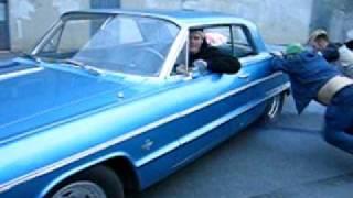 Chevrolet Impala 1964 Burnout