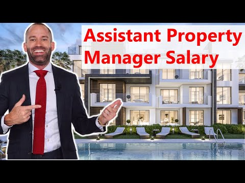 Assistant Property Manager Salary