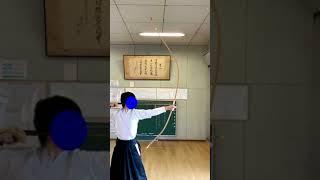 弓道: 弓の成り変化