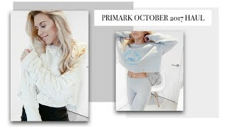 One of Freya Farrington's most viewed videos: HUGE PRIMARK OCTOBER 2017 TRY ON HAUL | Freya Farrington