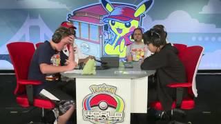 Pokemon World Championships 2016: Senior VG Finals