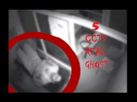 5 Real CCTV Ghost Videos | Real Paranormal Activity Caught on CCTV Camera | Real Ghost Sighting