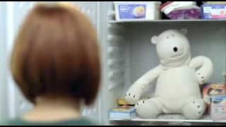 Birds Eye Fish Fingers Advert featuring the Polar Bear - We