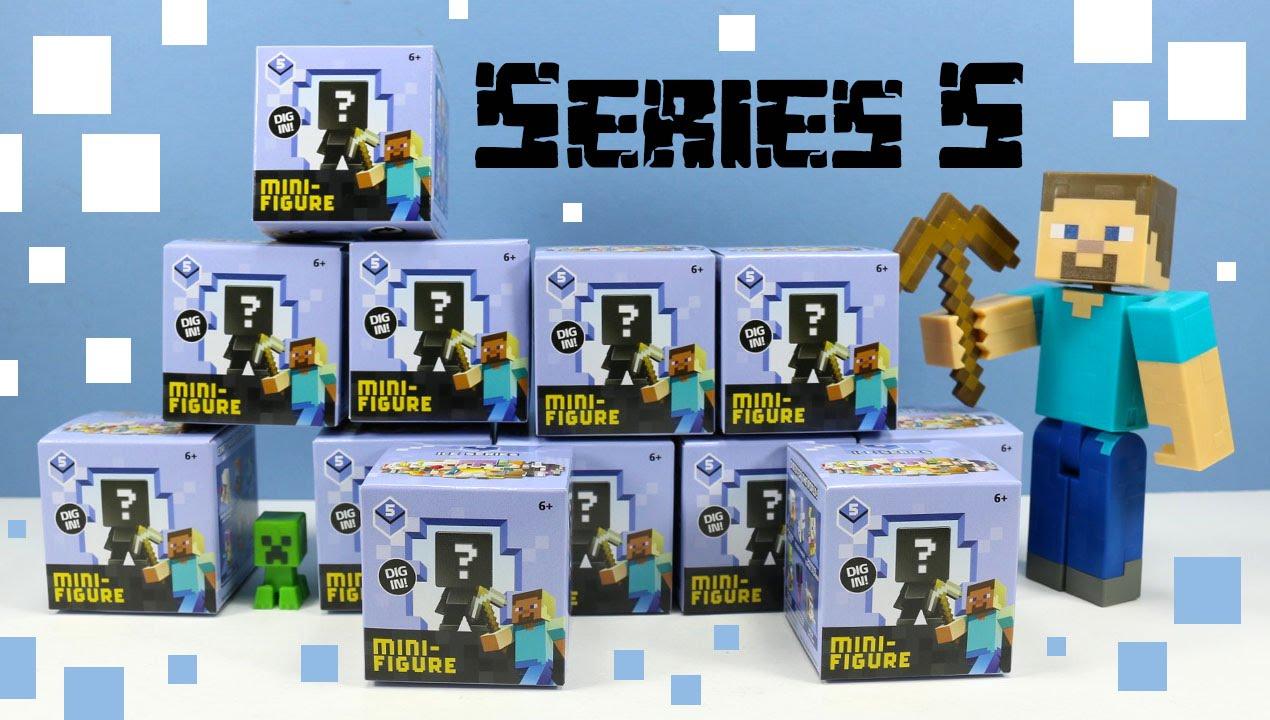 Minecraft Armor Steve Plush Toys