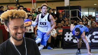 CAREER ENDING CROSSOVER!! TERRENCE ROMEO VS FOREIGN PLAYERS REACTION