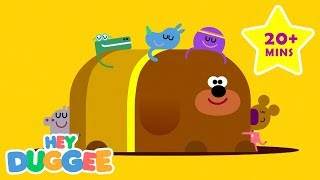 Get Cosy with Duggee! - Hey Duggee Best Bits - Hey Duggee