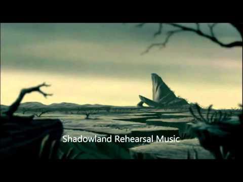 Shadowland rehearsal music