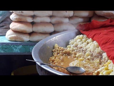 School Bun || HD || Pakistani Street Foods from Streets of Karachi.