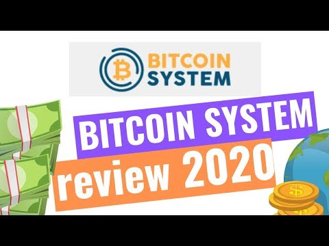 Bitcoin System Review ! Legit Or Scam? [FULL TUTORIAL 2019]