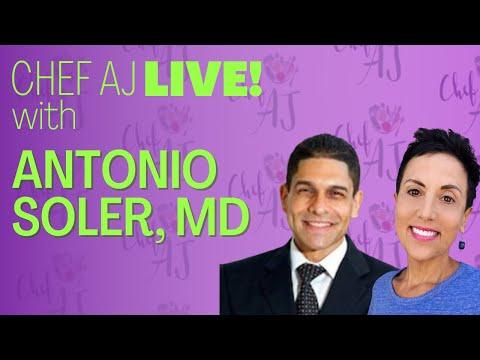 ANTONIO SOLER, M.D. - LIVE Q & A FROM THE TRUENORTH HEALTH CENTER