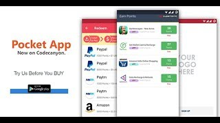 Android Studio earning app source code download