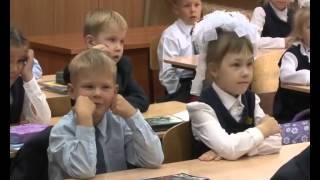 Урок красивых зубов 1 в гимназии №6 г  Новочебоксарска  Сентябрь,2014  НКТВ